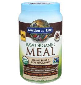 GARDEN OF LIFE® GARDEN OF LIFE RAW ORGANIC SHAKE & MEAL REPLACEMENT, 35.9 OZ.