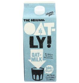OATLY Oatly Oatmilk Original 64oz