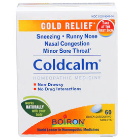 BOIRON® BOIRON COLDCALM COLD RELIEF, 60 TABLETS