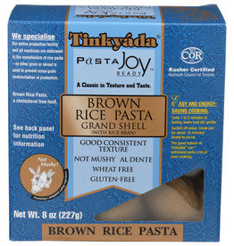 TINKYÁDA® Tinkyada Brown Rice Pasta Grand Shell oz