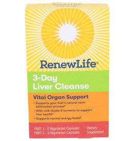 RENEW LIFE RenewLife 3 Day Liver Cleanse