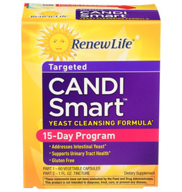 RENEW LIFE Candismart 2 pt kit