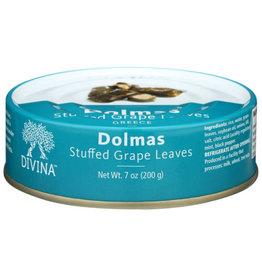 DIVINA™ DIVINA, DOLMAS, STUFFED GRAPE LEAVES, 7 OZ.