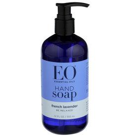 EO® ESSENTIAL OILS EO HAND SOAP, FRENCH LAVENDER, 12 FL. OZ.