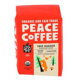PEACE COFFEE Peace Coffee Tree Hugger Ground