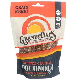 GRANDYOATS® Grandy GRANOLA COFFEE CRUNCH 9 OZ