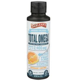 BARLEANS Total Omega Swirl Orange