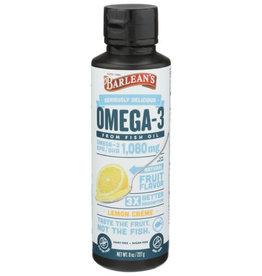 BARLEANS Omega 3 Lemon Creme 8 oz