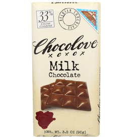 CHOCOLOVE® CHOCOLOVE MILK CHOCOLATE , 3.2 OZ.