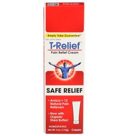 MEDINATURA Natural TRelief Pain Relief Cream 4 oz
