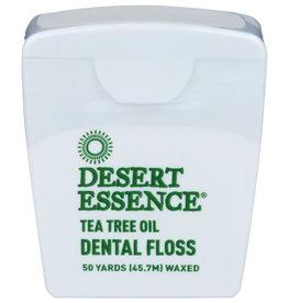 DESERT ESSENCE® Desert Essence Tea Tree Oil Dental Floss