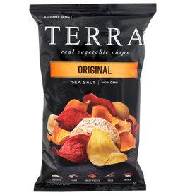 TERRA® TERRA ORIGINAL REAL VEGETABLE CHIPS, 5 OZ.