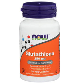 NOW FOODS NOW FOODS GLUTATHIONE 250 MG, 60 CAPSULES