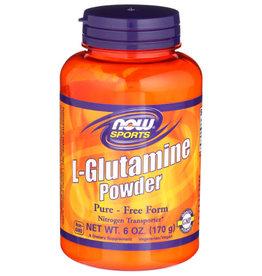 NOW SPORTS® NOW SPORTS L-GLUTAMINE POWDER, 6 OZ.