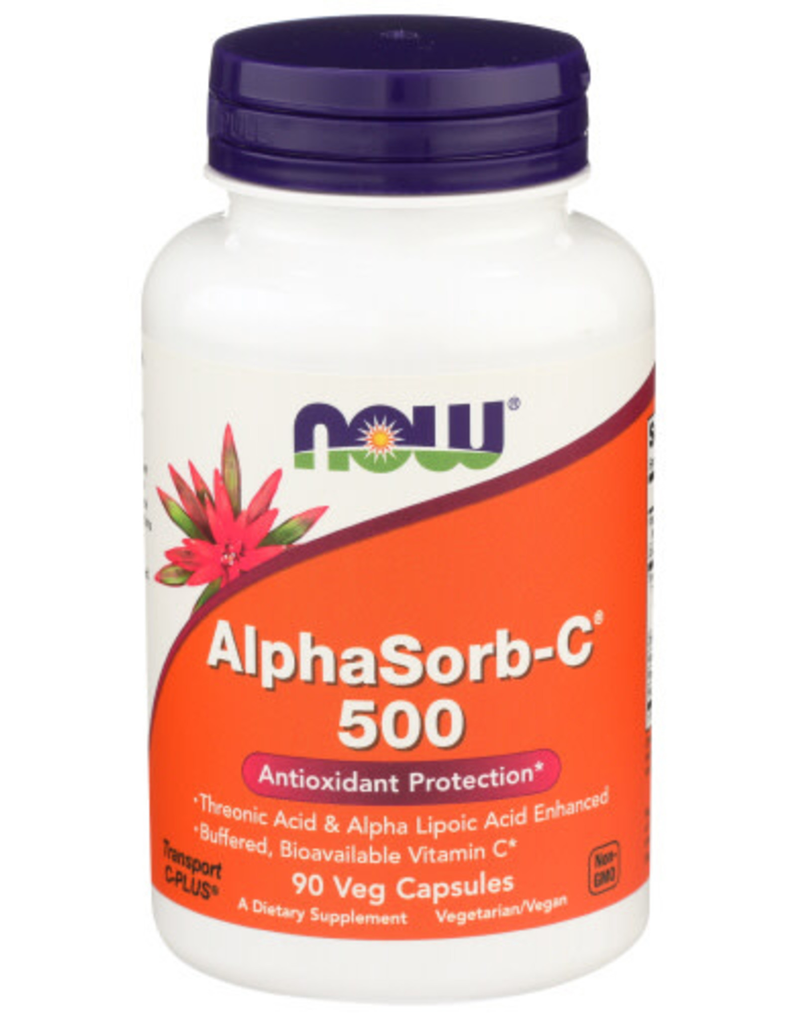 NOW FOODS NOW ALPHASORB-C 500 DIETARY SUPPLEMENT, 90 CAPSULES