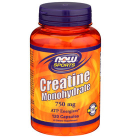 NOW FOODS Now Sports Creatine Monohydrate 120 Veg Capsules