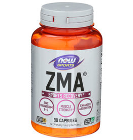 NOW SPORTS® NOW SPORTS ZMA 800 MG, 90 CAPSULES