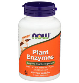 NOW FOODS NOW FOODS PLANT ENZYMES, 120 CAPS.