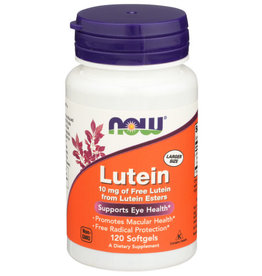 NOW FOODS NOW LUTEIN DIETARY SUPPLEMENT, 120 COUNT