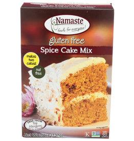 NAMASTE FOODS NAMASTE FOODS, BAKING MIX, SPICE CAKE MIX, 26 OZ.