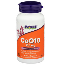 NOW® NOW FOODS COQ10 100 MG., 90 EACH