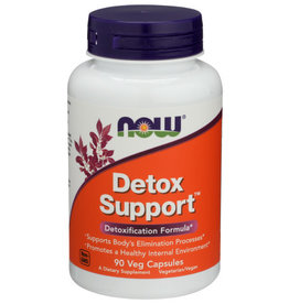 NOW FOODS NOW FOODS DETOX SUPPORT NON-GMO DIETARY SUPPLEMENT, 90 CAPSULES