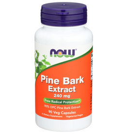 NOW FOODS NOW FOODS 240 MG. PINE BARK EXTRACT DIETARY SUPPLEMENT, 90 COUNT
