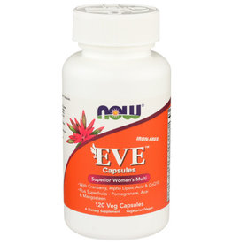 NOW FOODS NOW FOODS EVE SUPERIOR WOMEN'S MULTI DIETARY SUPPLEMENT CAPSULES, 120 COUNT