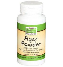 NOW REAL FOOD® Now Agar Powder 2oz