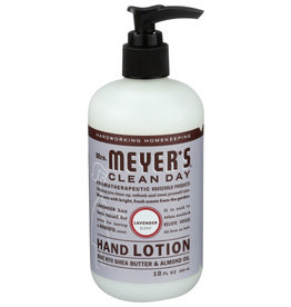 MRS MEYERS CLEAN DAY Mrs. Meyers Lavender Hand Lotion 12 oz