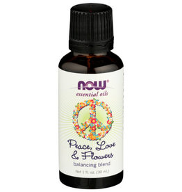NOW FOODS Now Peace, Love & Flowers 1 oz