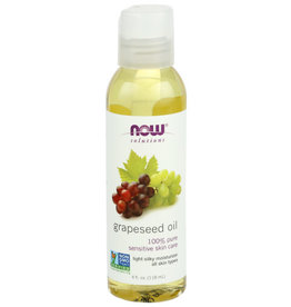 NOW® NOW GRAPE SEED OIL, PURE, 4 FL. OZ.