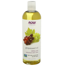 NOW® NOW PURE GRAPESEED OIL, 16 FL. OZ.