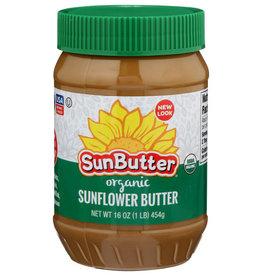 SUNBUTTER® SUNBUTTER SUNFLOWER BUTTER, ORGANIC, 16 OZ.