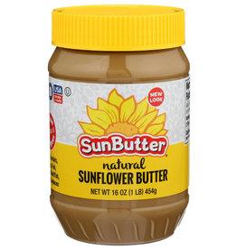 SUNBUTTER® SUNBUTTER SUNFLOWER BUTTER, NATURAL, 16 OZ.
