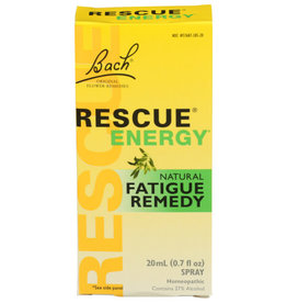BACH® BACH RESCUE ENERGY NATURAL FATIGUE REMEDY SPRAY, 20 ML. BOTTLE