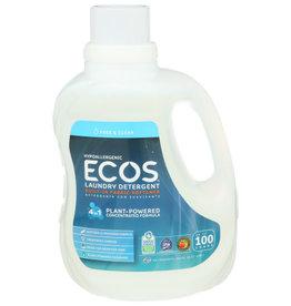 ECOS™ ECOS LAUNDRY DETERGENT, FREE & CLEAR, 100 FL. OZ.