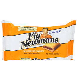 NEWMAN'S OWN® NEWMAN'S OWN FIG NEWMANS, LOW FAT, 10 OZ.