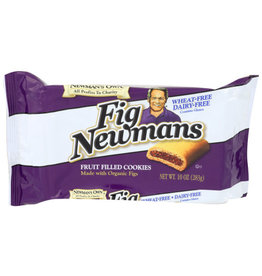 NEWMAN'S OWN® NEWMAN'S OWN FIG NEWMANS, WHEAT-FREE, DAIRY-FREE, 10 OZ.