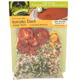 FRONTIER SOUPS FRONTIER SOUPS MIX, MISSISSIPPI DELTA TOMATO BASIL, 4 OZ.