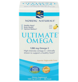 NORDIC NATURALS NORDIC NATURALS ULTIMATE OMEGA DIETARY SUPPLEMENT, 180 COUNT