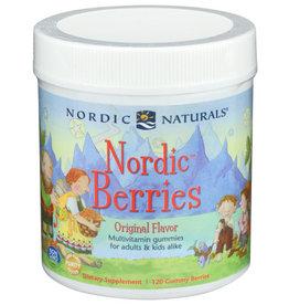 NORDIC NATURALS NORDIC NATURALS NORDIC BERRIES MULTIVITAMIN DIETARY SUPPLEMENT GUMMIES, 120 COUNT