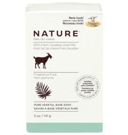 NATURE™ NATURE BY CANUS PURE VEGETAL BASE GOAT'S MILK SOAP, 5 OZ.