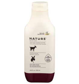 NATURE BY CANUS™ Nature Body Wash Maroon