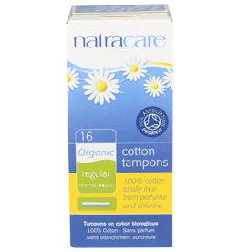 NATRACARE® NATRACARE REGULAR ORGANIC COTTON TAMPONS, 16 COUNT
