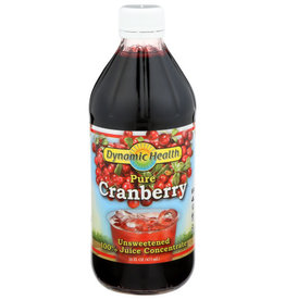 DYNAMIC HEALTH® DYNAMIC HEALTH PURE CRANBERRY JUICE CONCENTRATE, 16 FL. OZ.
