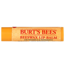 BURT'S BEES® BURT'S BEES BEESWAX LIP BALM WITH VITAMIN E AND PEPPERMINT, 0.15 OZ.