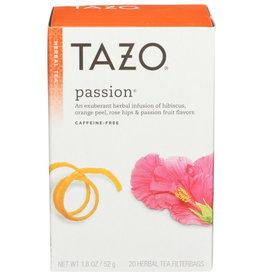 TAZO® TAZO PASSION CAFFEINE-FREE HERBAL TEA, 20 COUNT