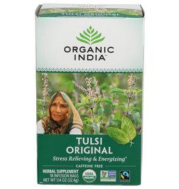 ORGANIC INDIA™ ORGANIC INDIA TULSI TEA, ORIGINAL HOLY BASIL, 18 BAG