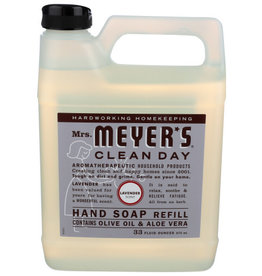 MRS. MEYER*S® CLEAN DAY Mrs. Meyer's Lavender Hand Soap 33oz